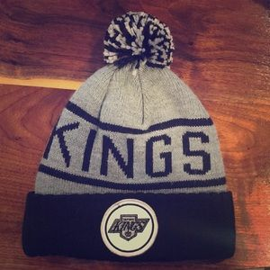 Mitchell and Ness LA Kings NHL Wool Hat